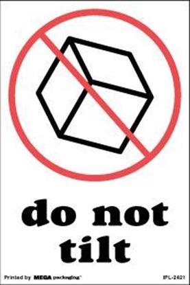 Picture of Do Not Tilt 4 x 6
